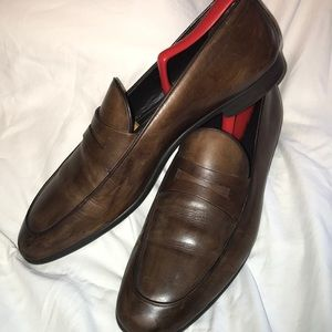 🎈NWT! Ermenegildo Zegna Men's 👞 Loafers!